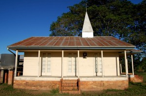 Chapel - FNQ rural architecture