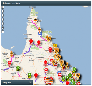 FNQ Road conditions