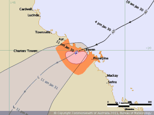 Tropical Cyclone Anthony