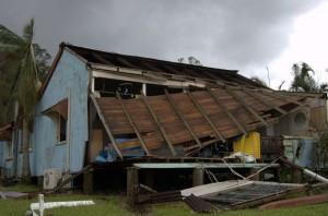 Tully - Cyclone Yasi