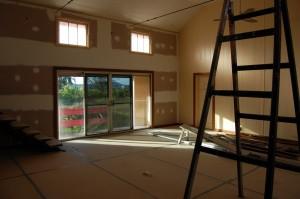Lodge Rebuild Progress
