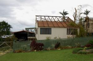 Cyclone Yasi damage photo survey