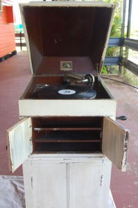 Gramophone restoration project